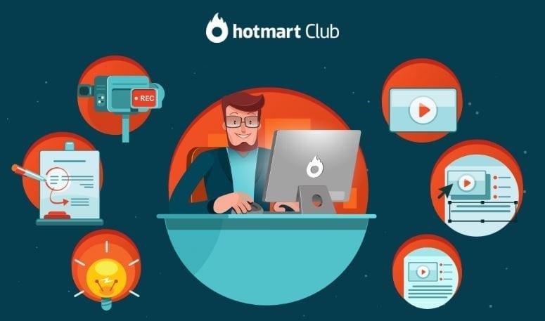 como funciona a hotmart club d - Hotmart: Funciona? O que é?Tudo Para Começar Ainda Hoje