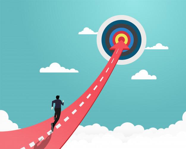 alvo do conceito de negocio 38887 302 - Como Ter Mais Foco 5 Dicas Para Ajudar a Realizar Seus Objetivos