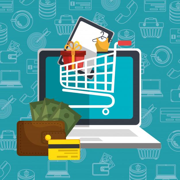 comercio eletronico conjunto de icones 24877 50236 - Marketing Digital Tudo O Que Você Precisa Saber