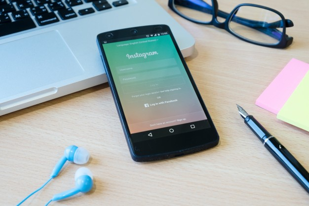 comunicacao na web compartilha o aplicativo do telefone on line 1421 355 - Vendas Pelo Instagram em 5 Passos