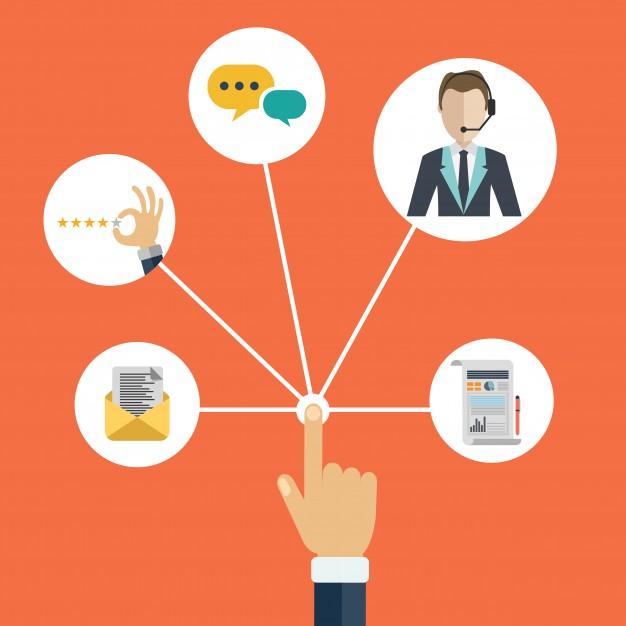 gestao de relacionamento com cliente apresentando mao 1325 53 - O Que é Marketing de Afiliados? E quais Atitudes de um Afiliado de Sucesso