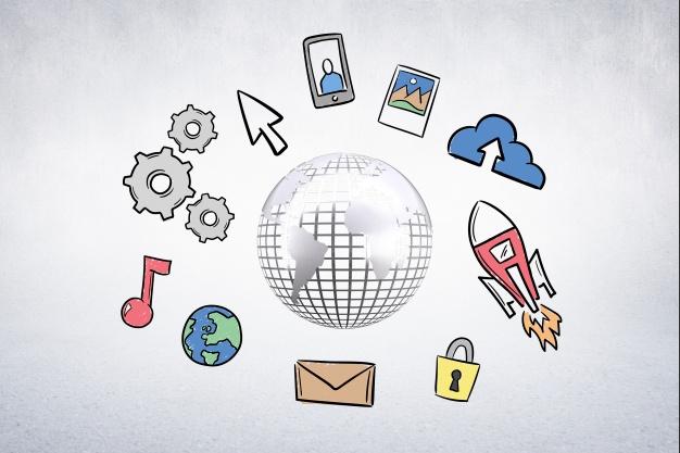 terra com desenhos ao redor 1134 405 - Marketing Digital Tudo O Que Você Precisa Saber