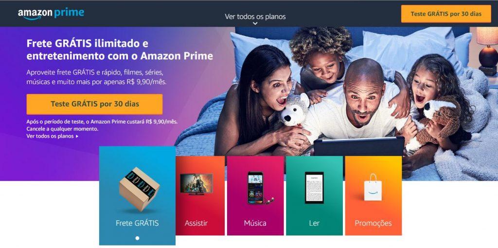 AMAZON PRIME 1 1024x510 - Amazon Prime Faça o Teste Grátis do Conteúdo Mais Procurado nos EUA!
